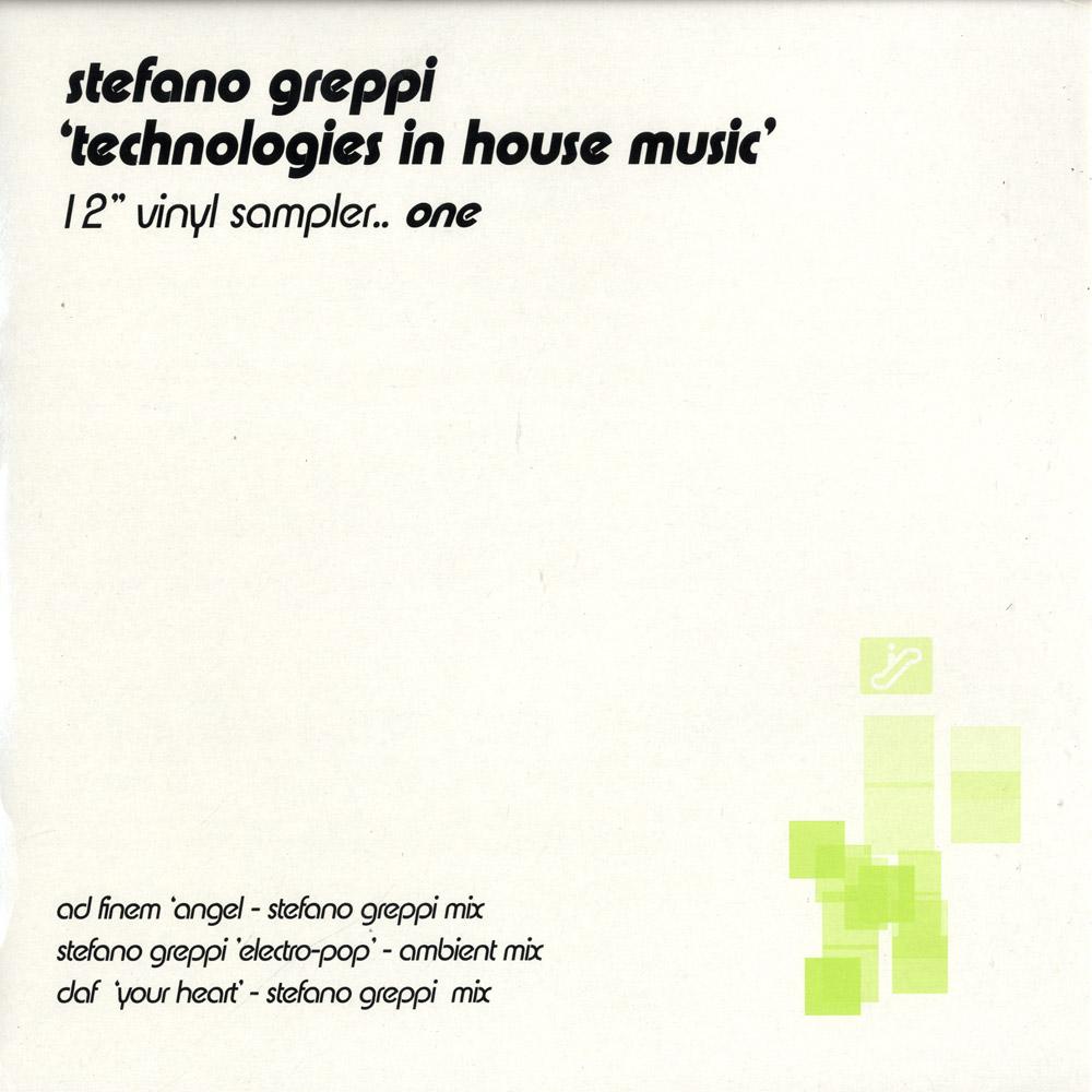 Stefano Greppi - TECHNOLOGIES IN HOUSE MUSIC PT. 1