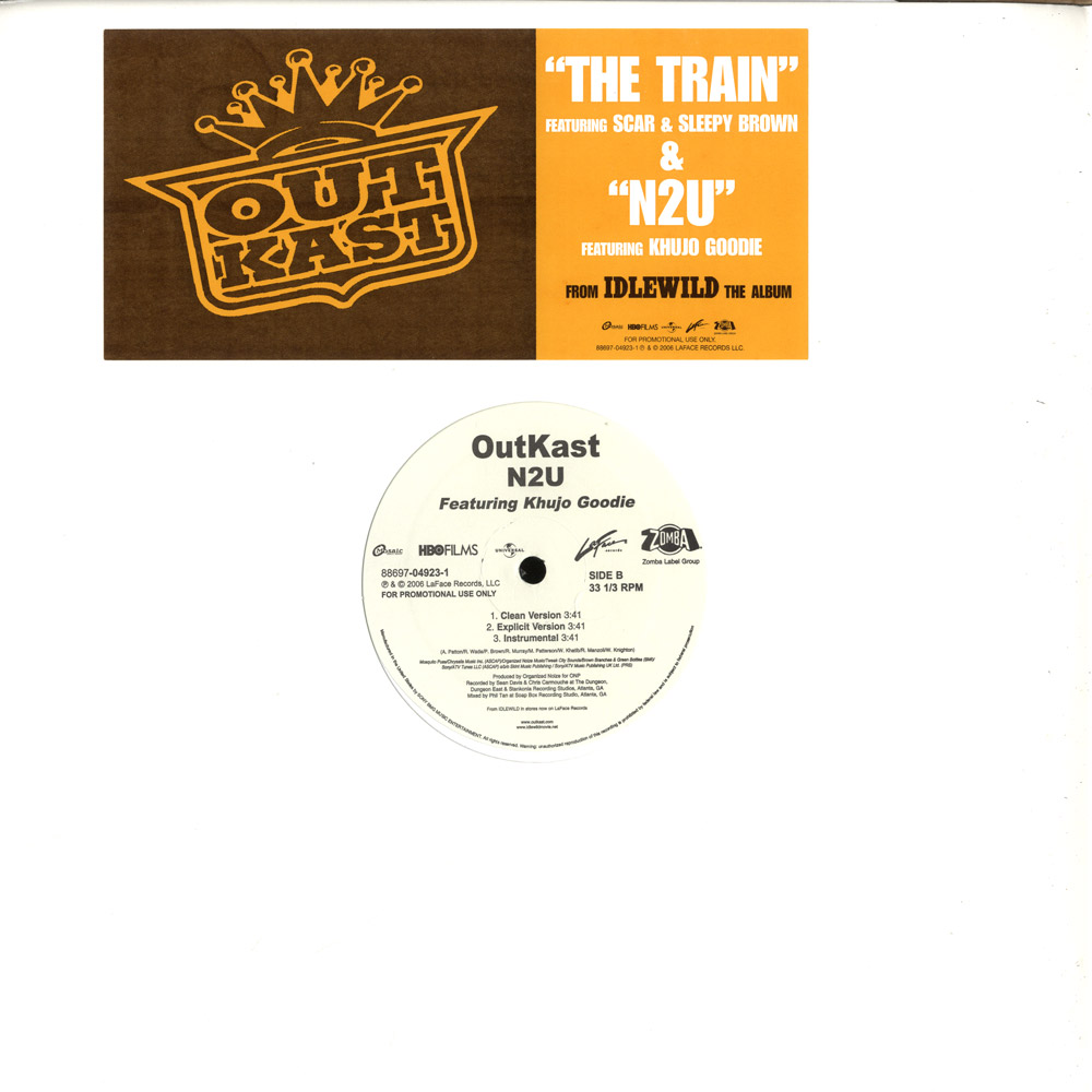 Outkast ft Scar & Sleepy Brown - THE TRAIN