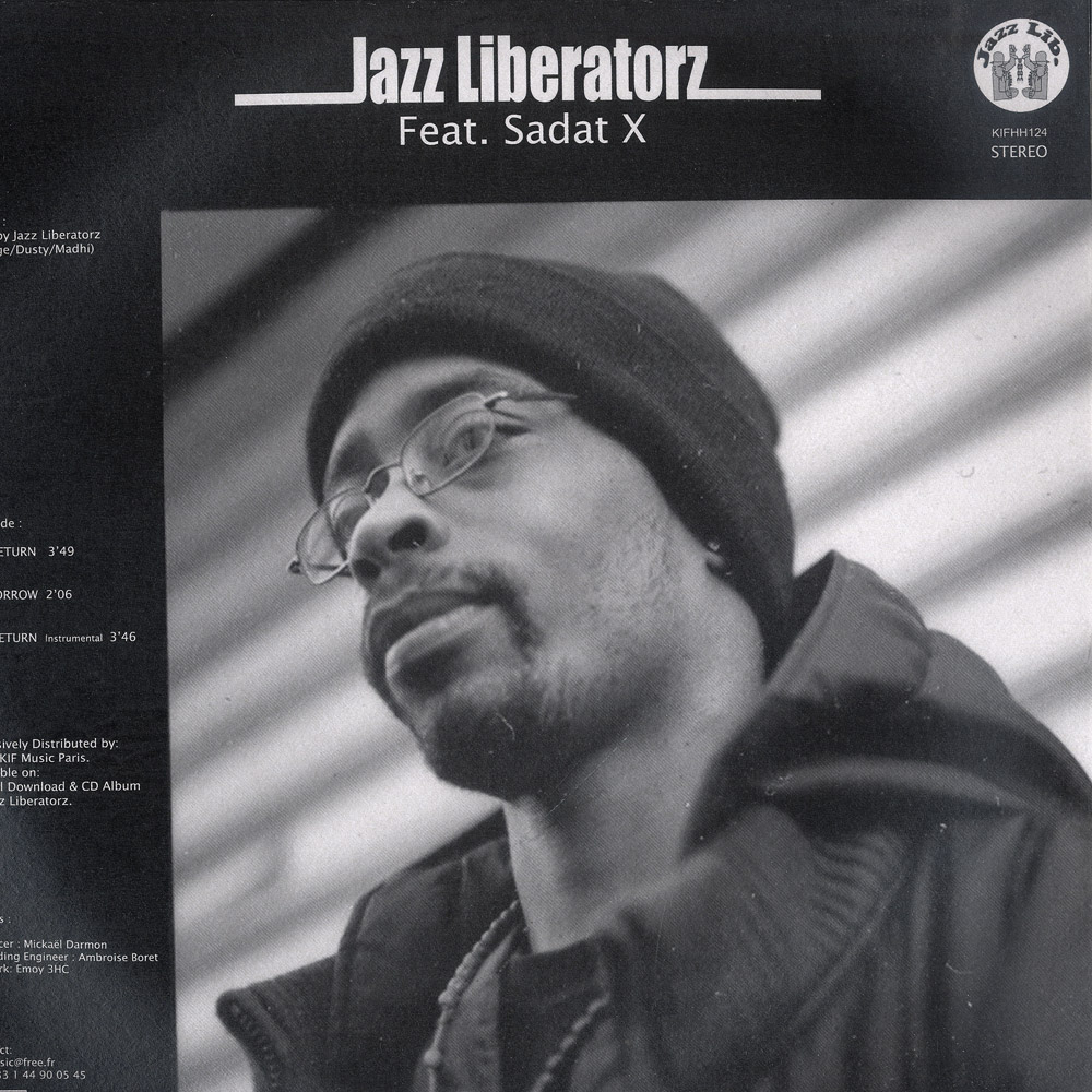 Jazz Liberatorz feat. Sadat X - THE RETURN