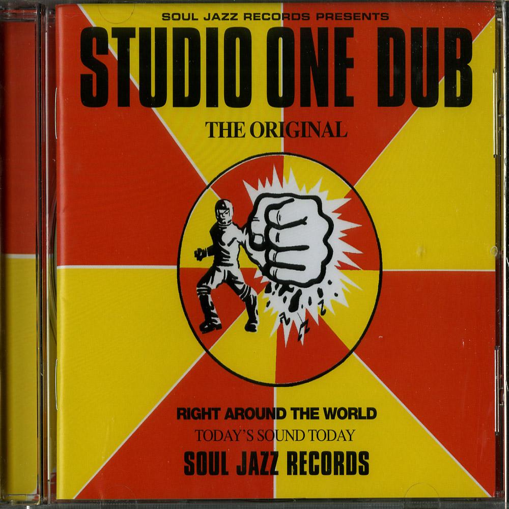 Various Artists - STUDIO ONE DUB VOL.1