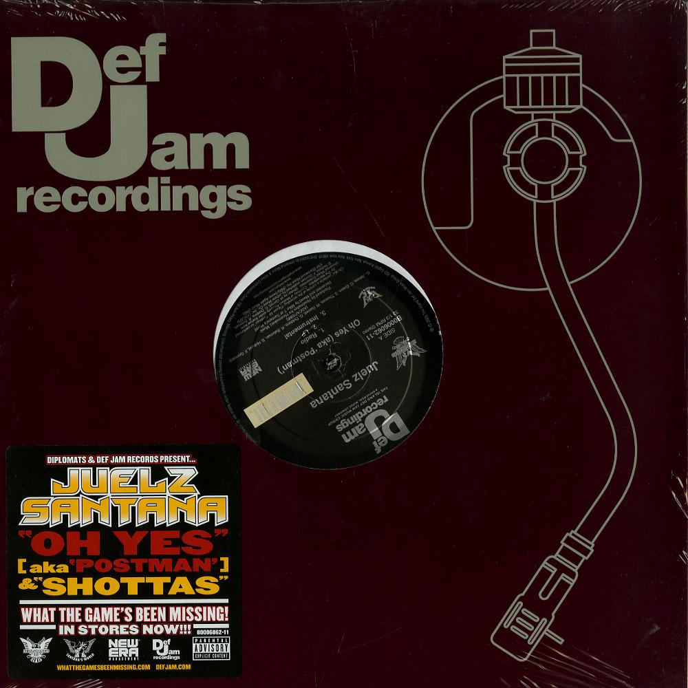 Juelz Santana - OH YES / SHOTTAS