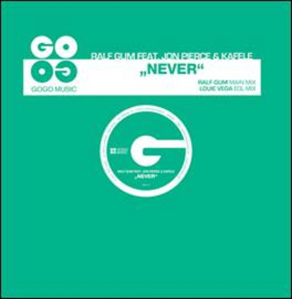 Ralf Gum ft. Jon Pierce & Kafele - NEVER