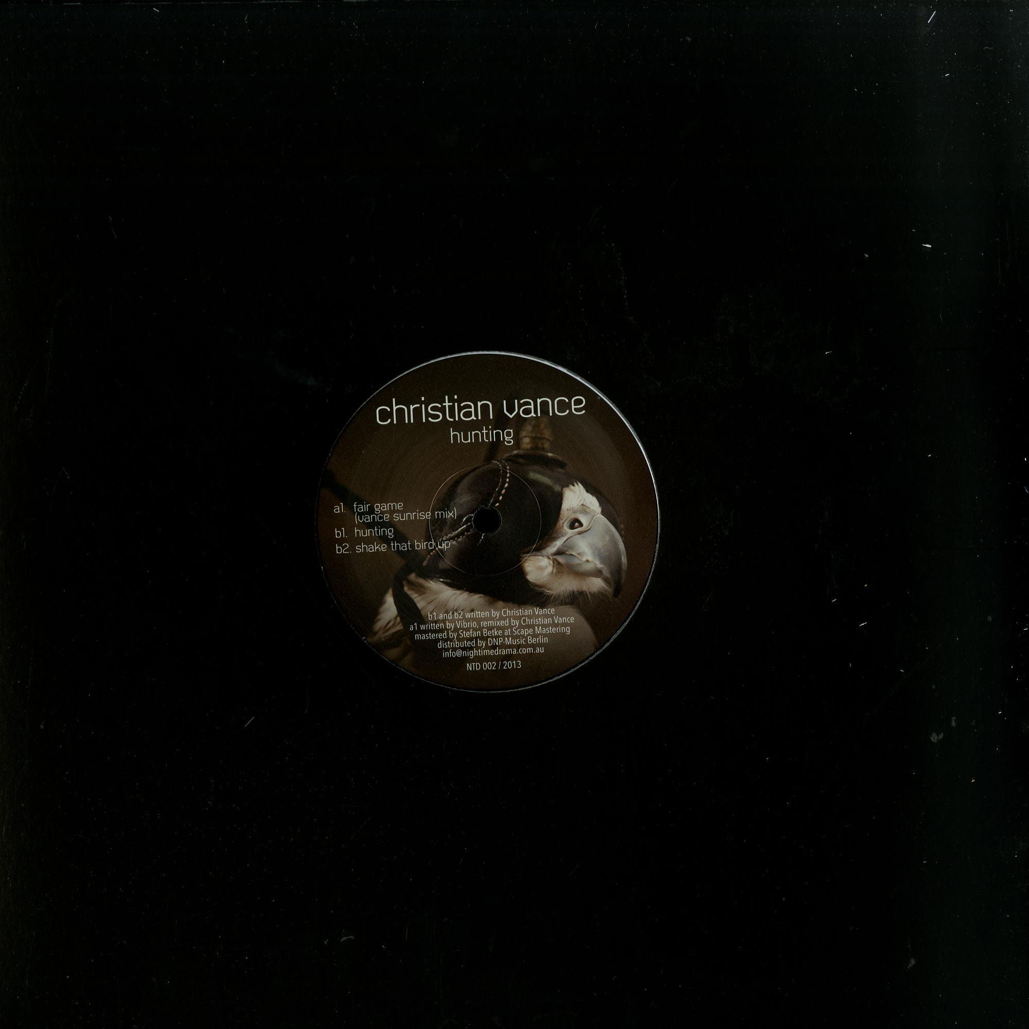 Christian Vance - HUNTING EP