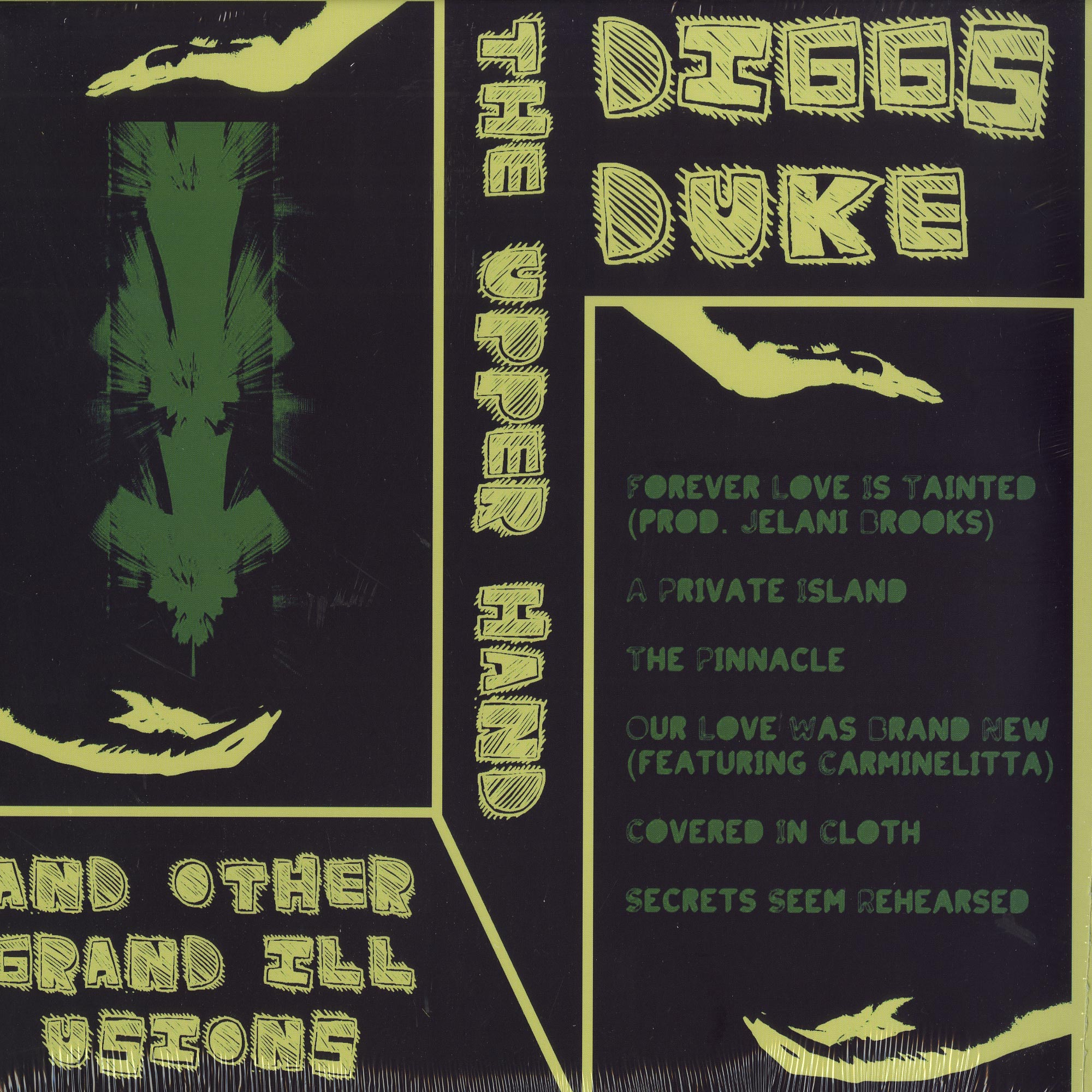 Diggs Duke - THE UPPER HAND AND OTHER GRAND ILLUSIONS