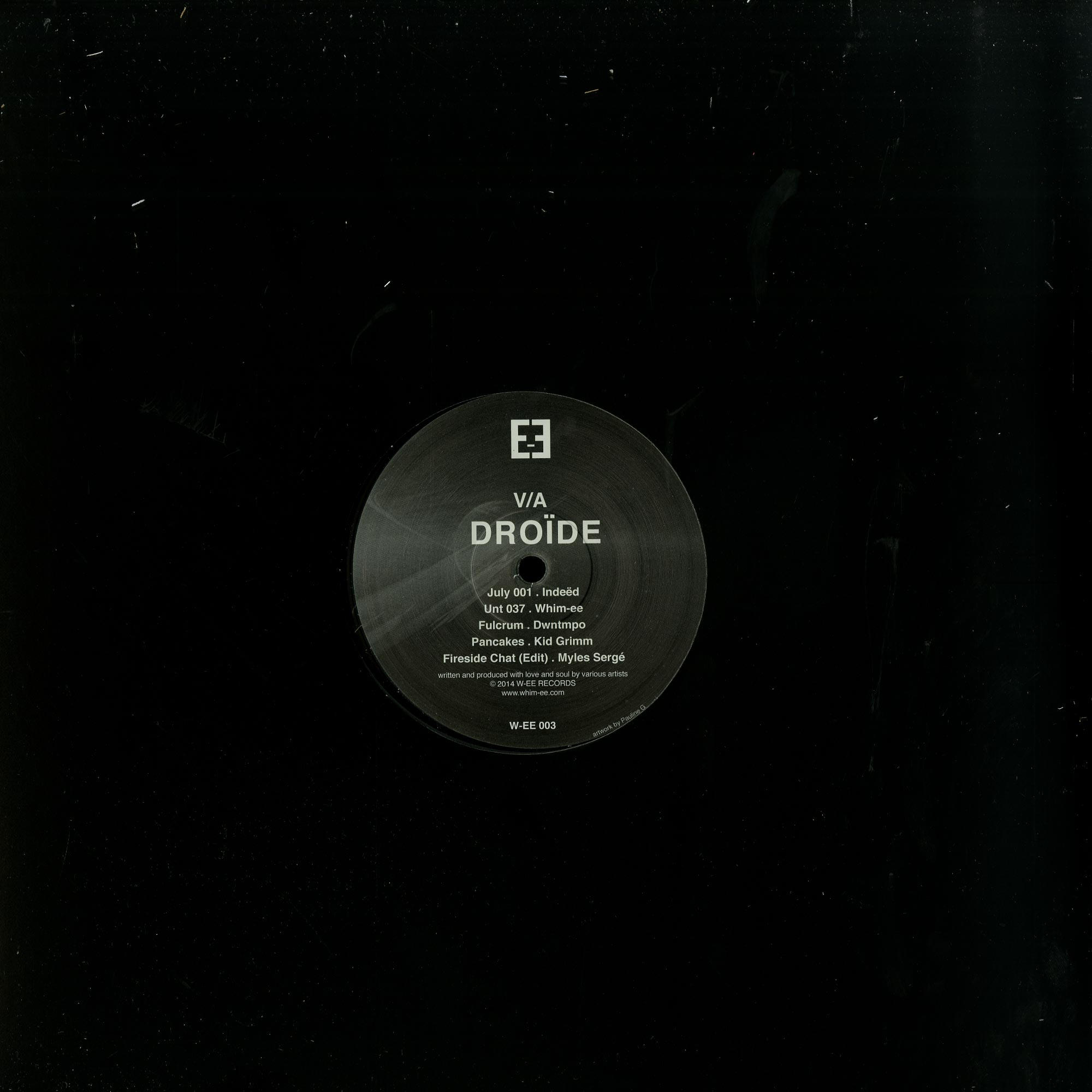 Various Artists - DROIDE