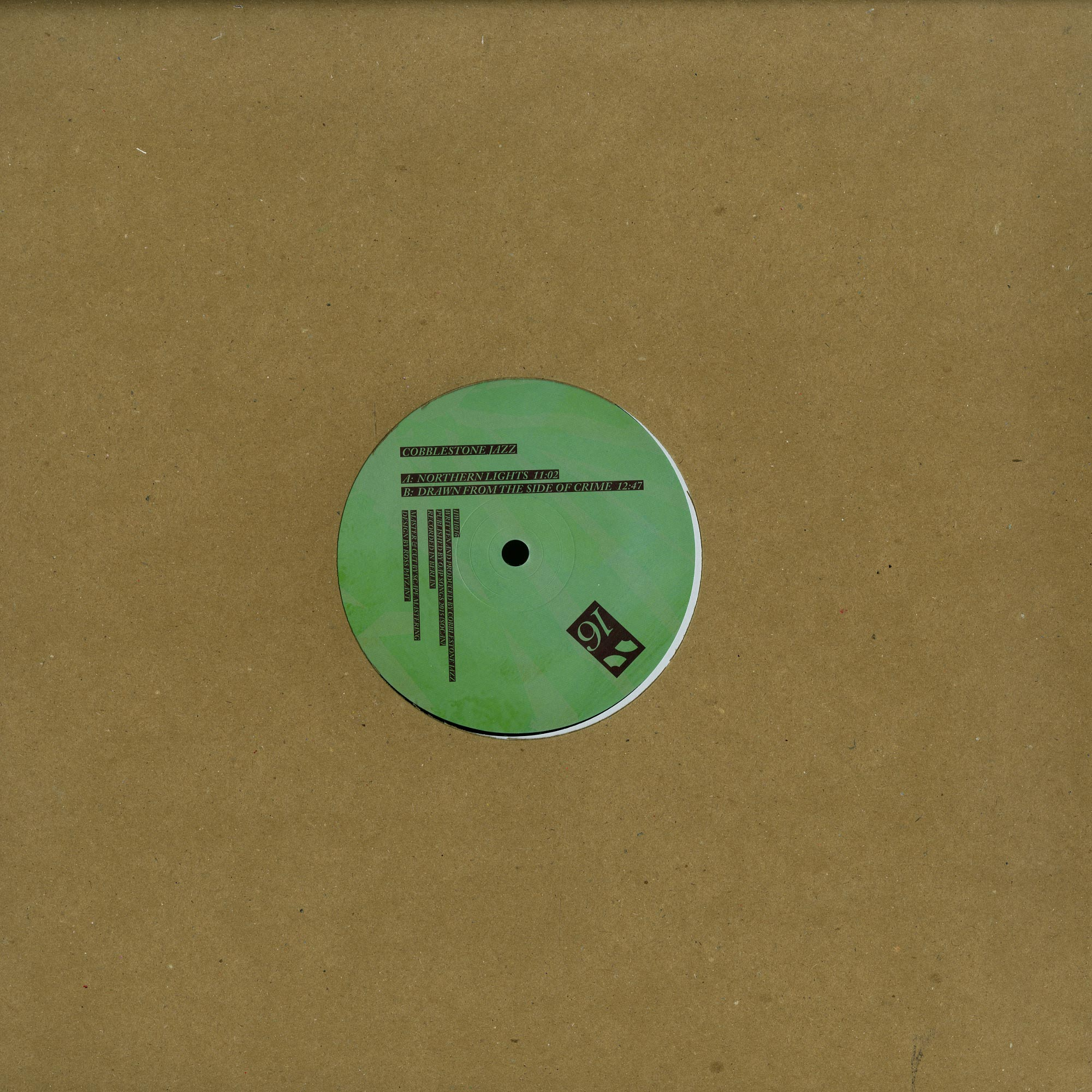 Cobblestones Jazz - NORTHERN LIGHTS EP