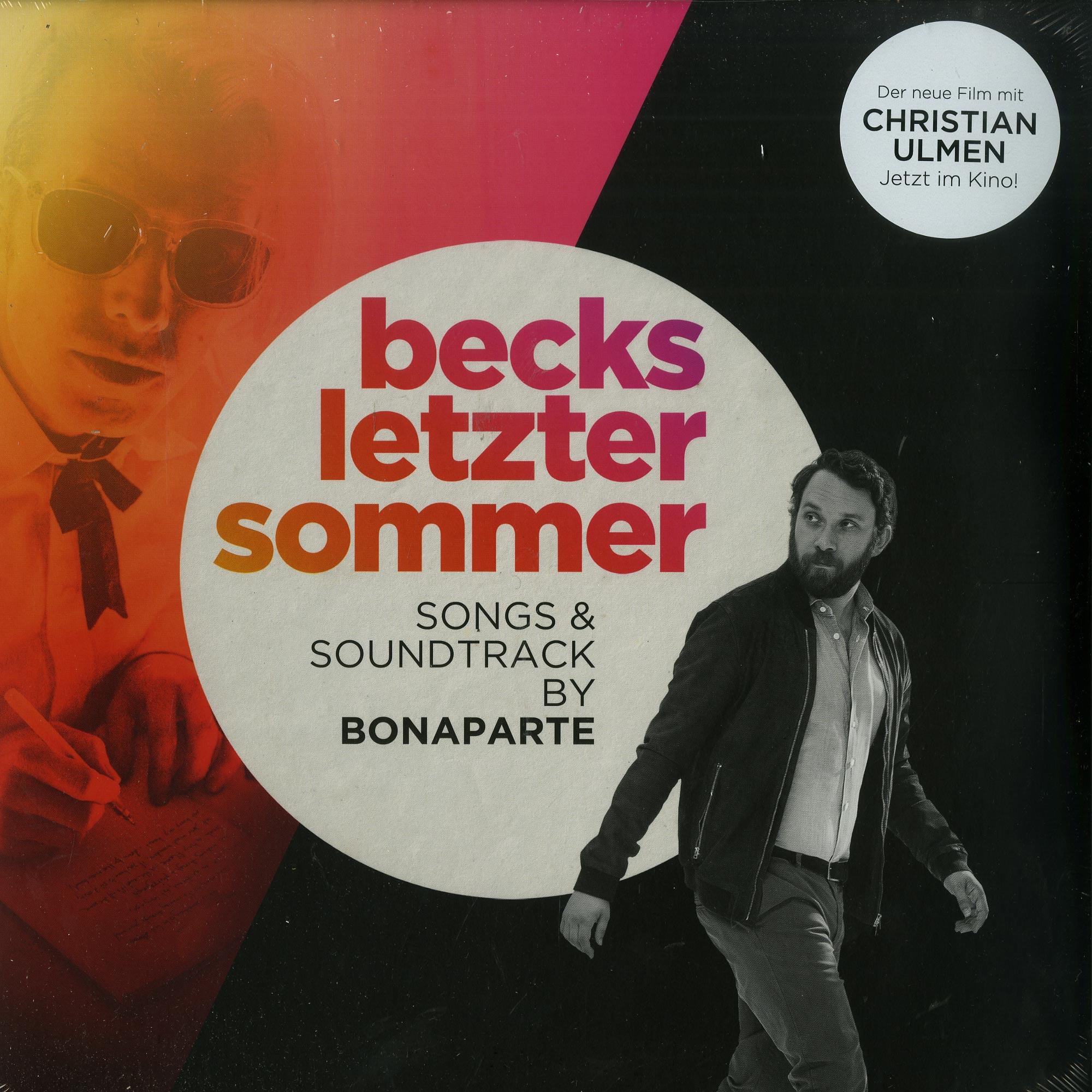 Bonaparte - BECKS LETZTER SOMMER - SONGS & SOUNDTRACK