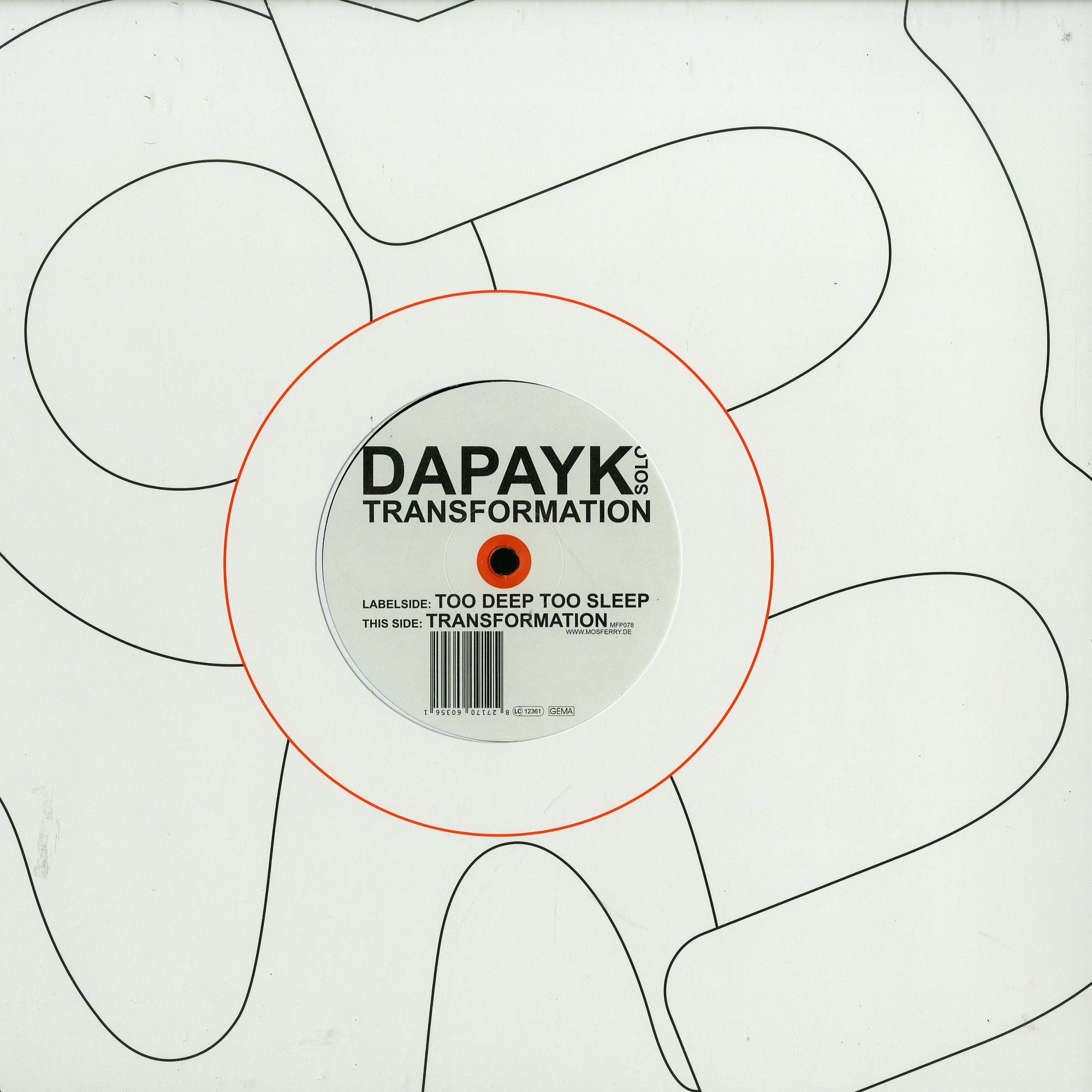 Dapayk Solo - TRANSFORMATION