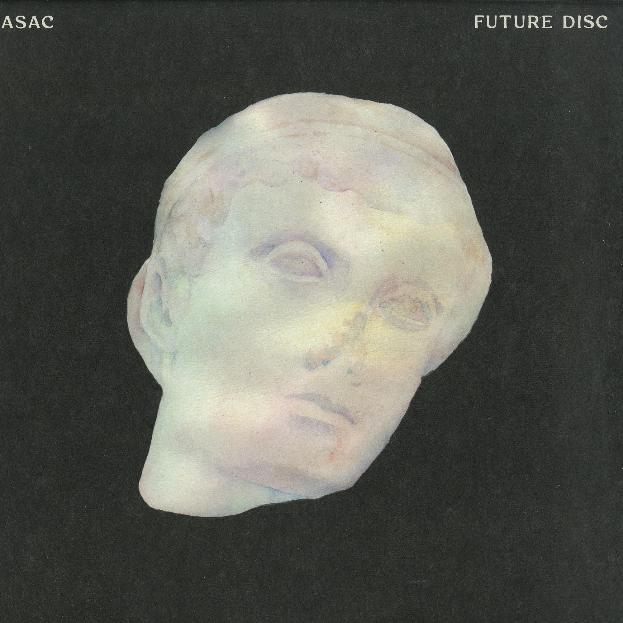 Sasac - FUTURE DISC LP