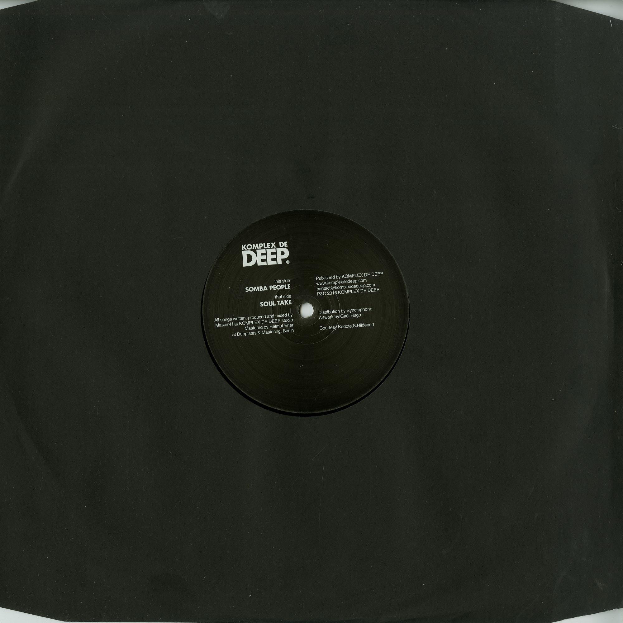 Master -H - SOUL TAKE EP