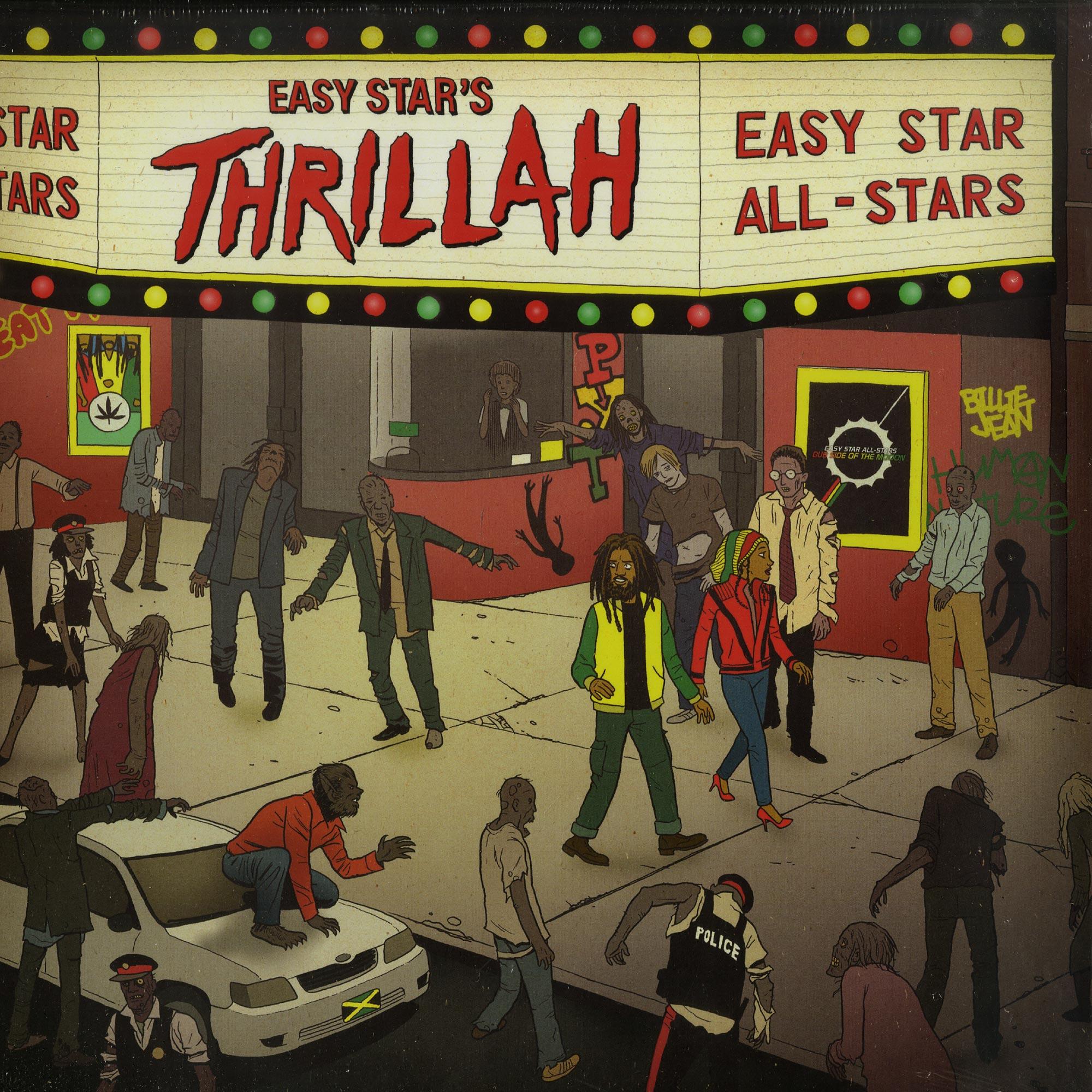 Easy Star All-Stars - EASY STARS THRILLAH