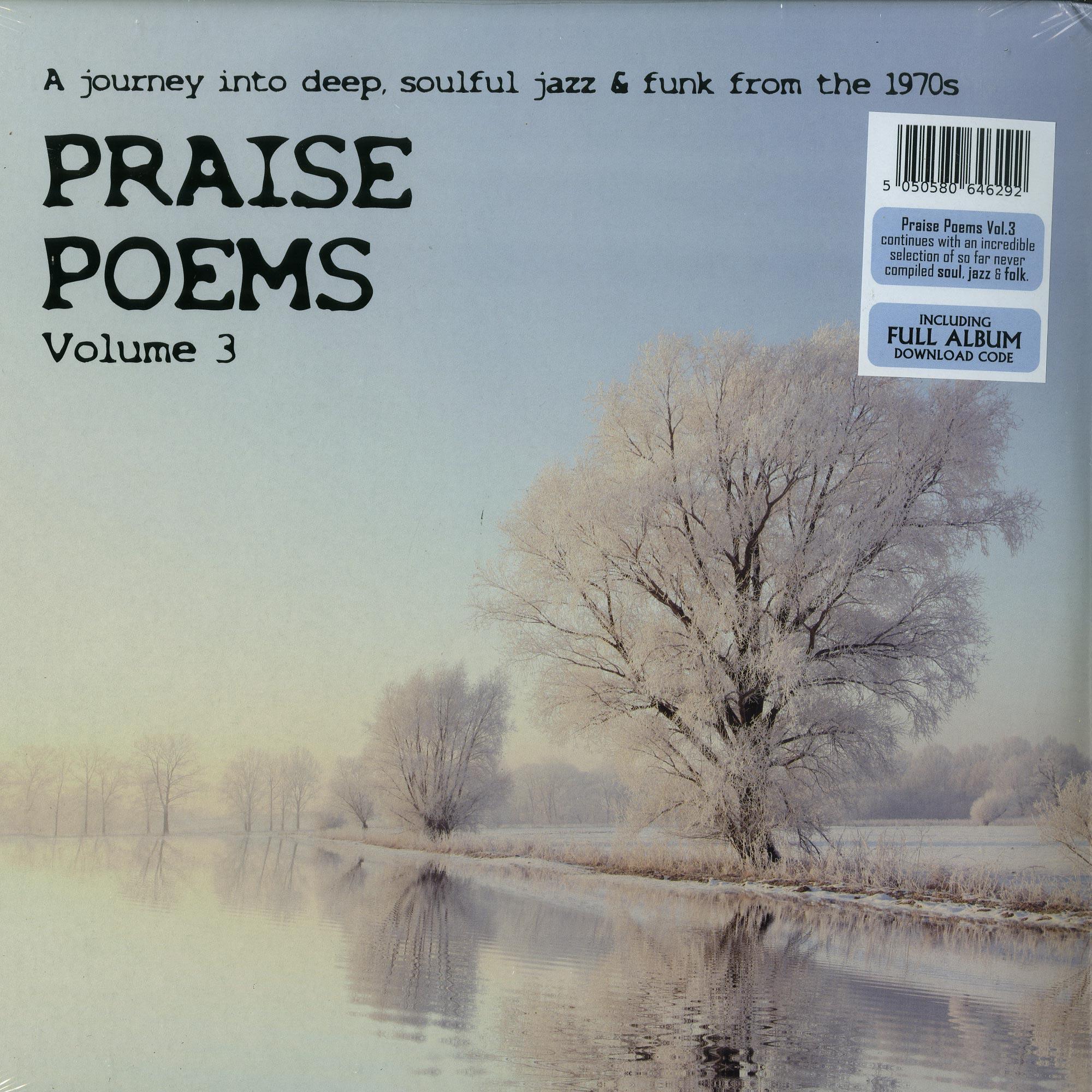 Various Artists - PRAISE POEMS VOL. 3