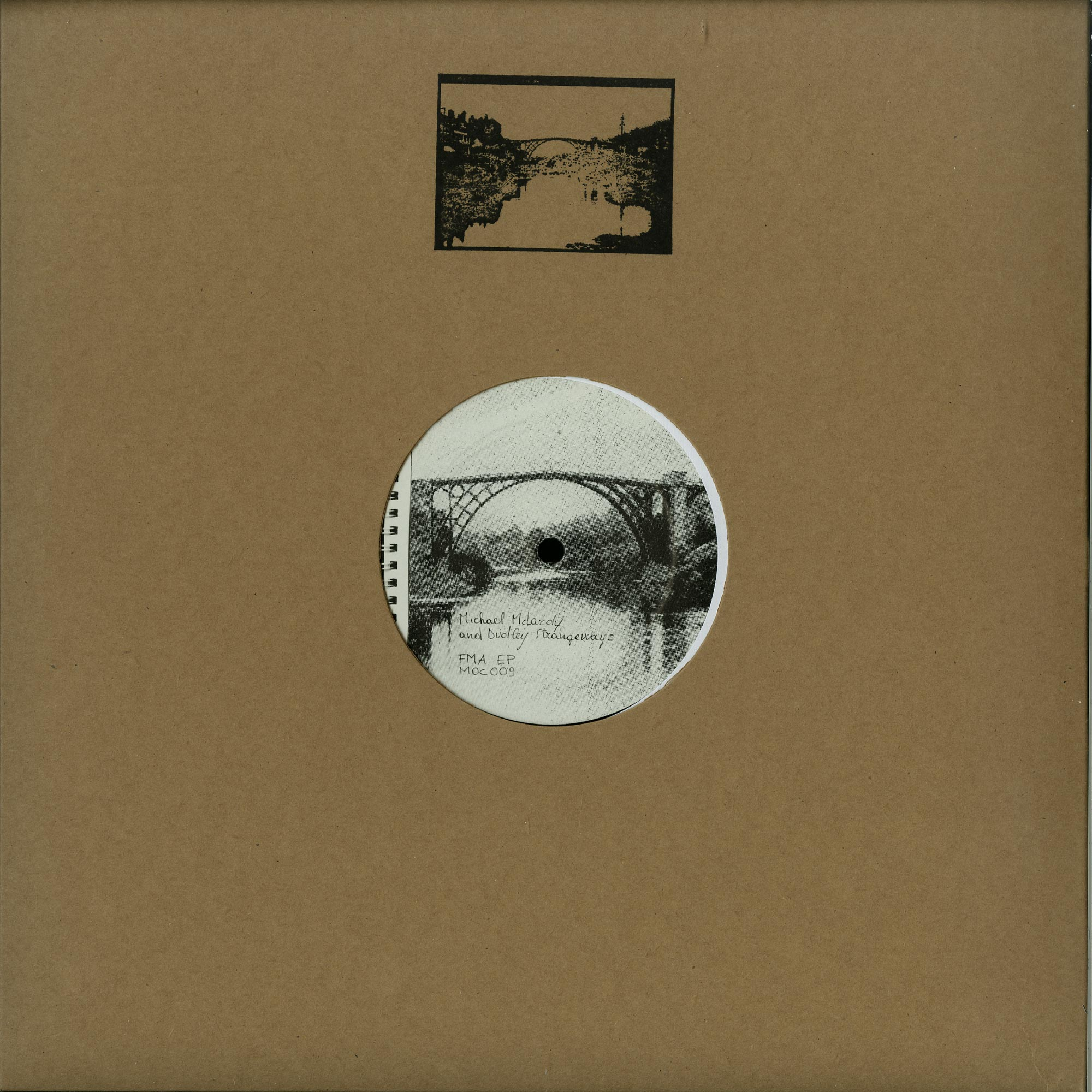Michael McLardy. Dudley Strangeways - FMA EP