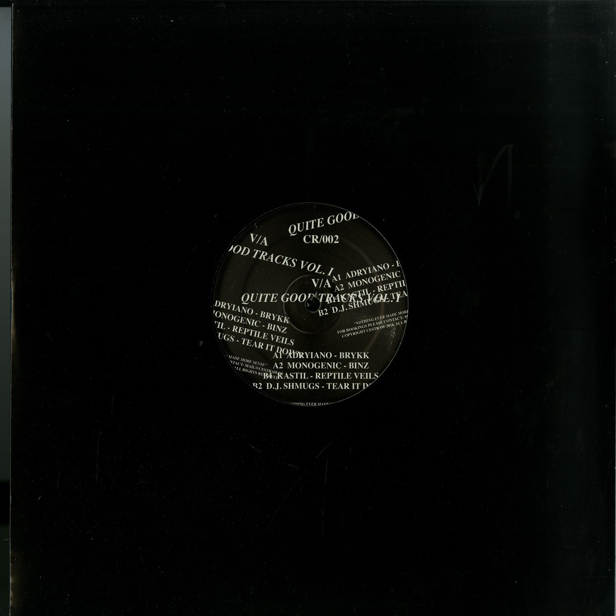 Various Artists - QUITE GOOD TRACKS VOL. 1