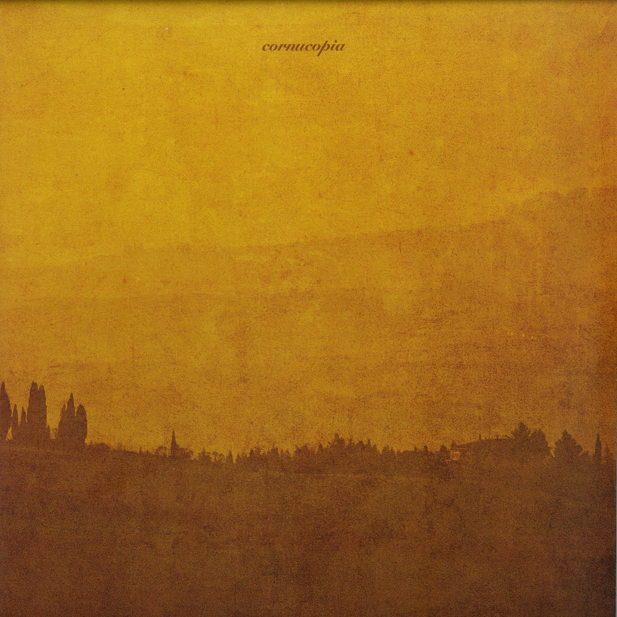 Cornucopia - PURSUIT OF THE ORANGE BUTTERFLY EP