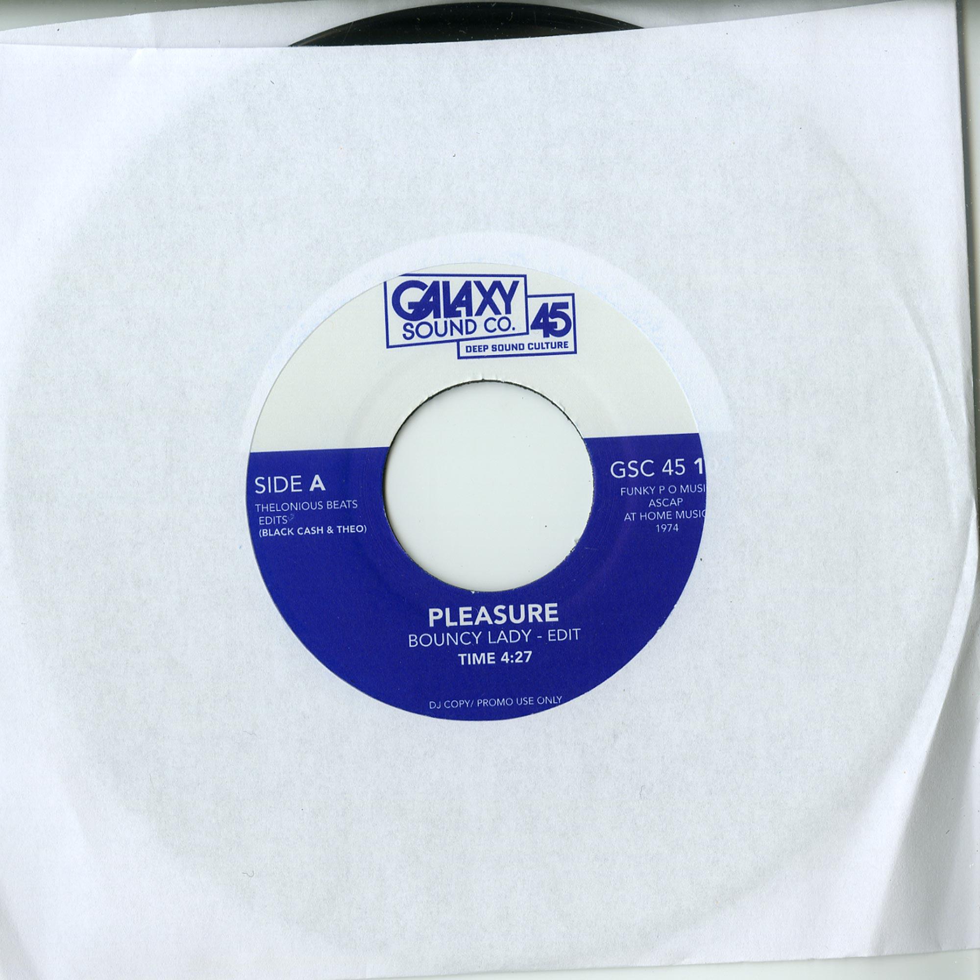 Pleasure / The Whatnauts - GALAXY VOL.10