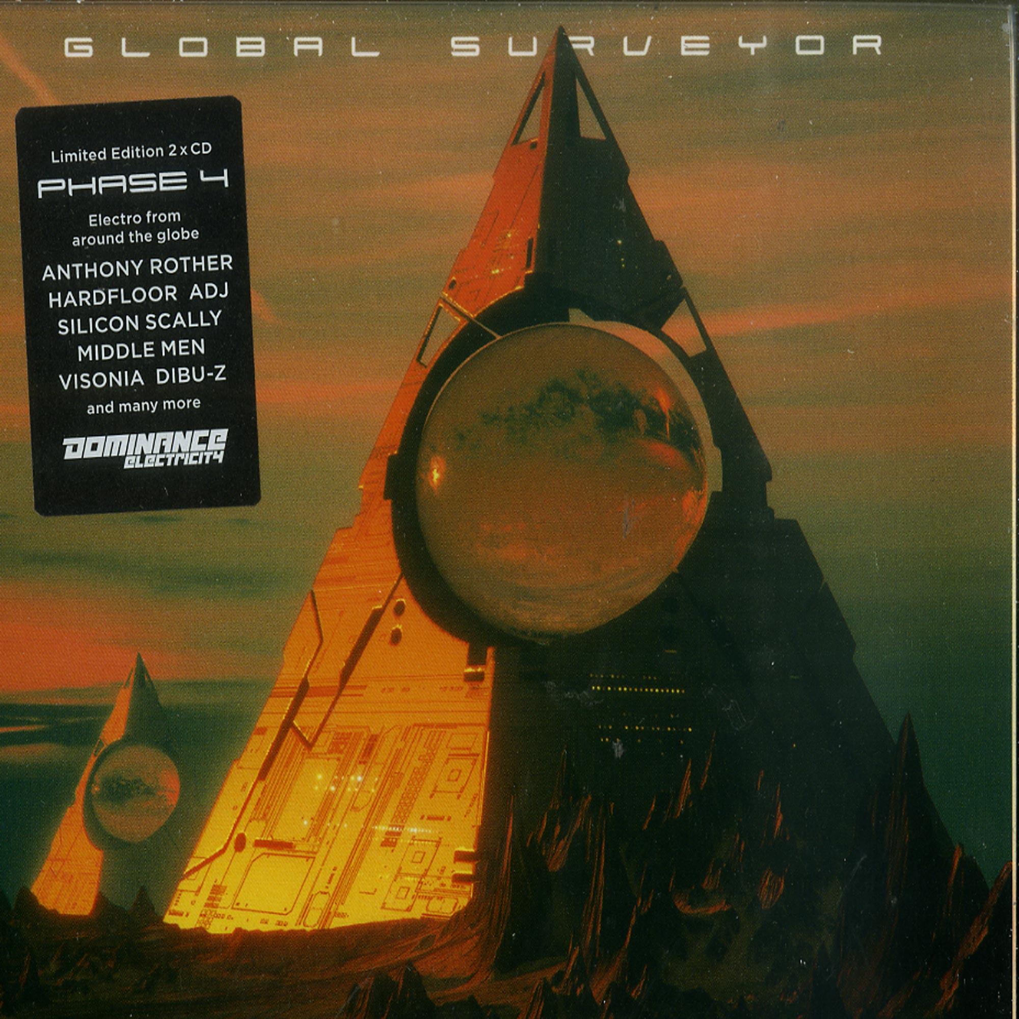 Various Arstists - GLOBAL SURVEYOR 4