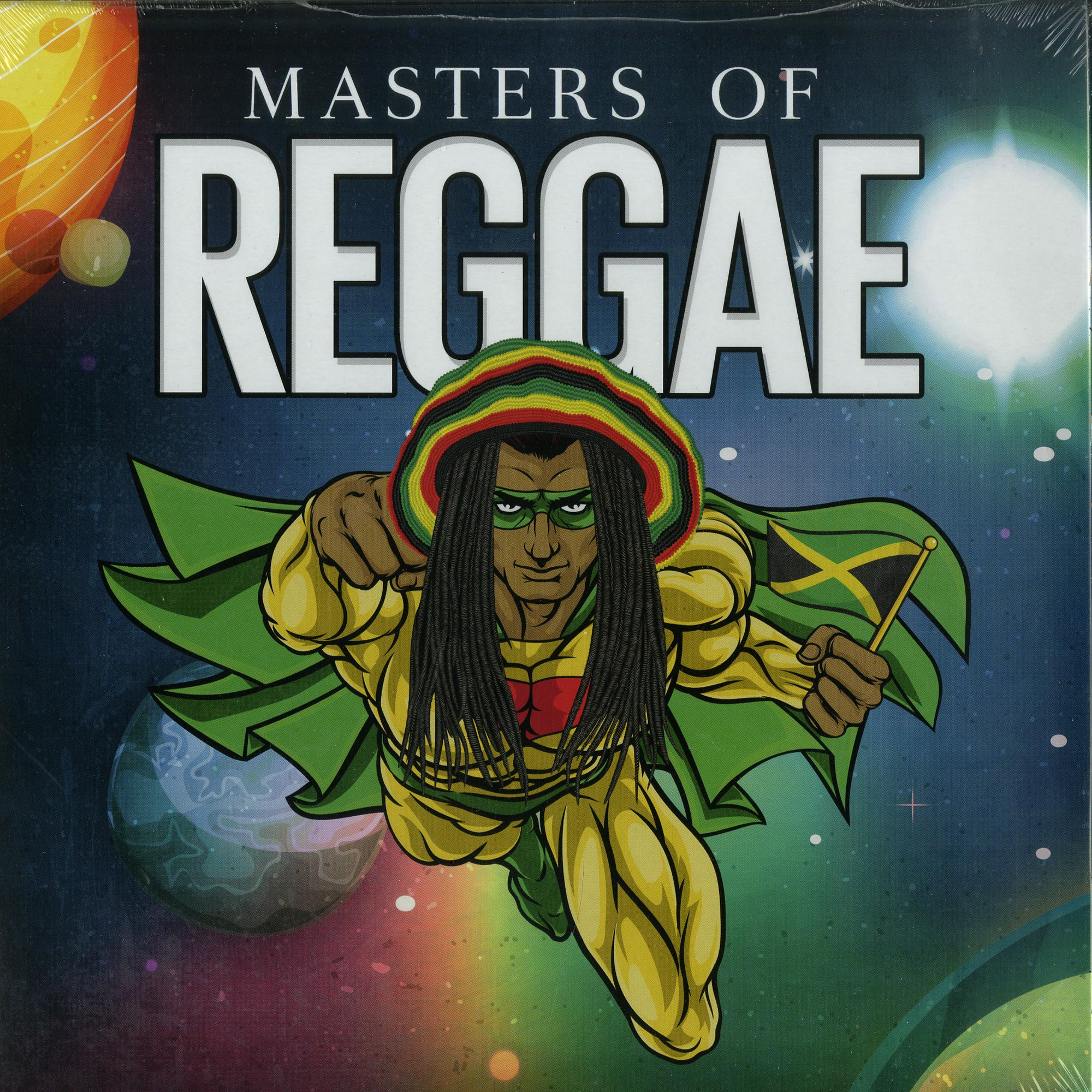 Various Artists - MASTERS OF REGGAE