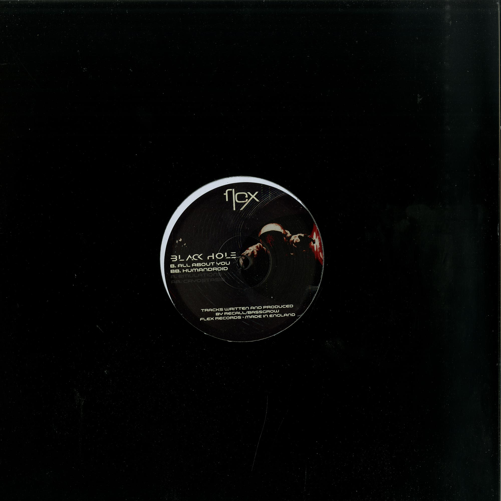 Various Artists - BLACK HOLE