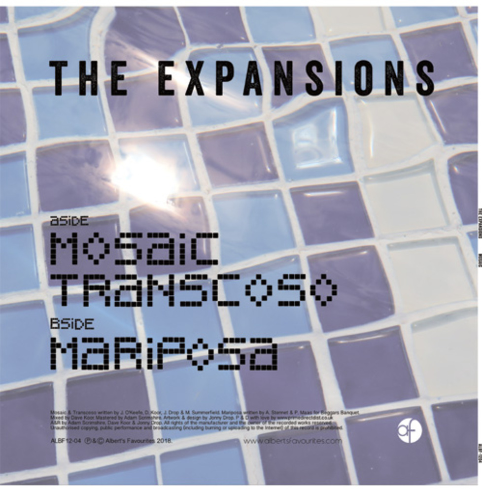 The Expansions - MOSAIC