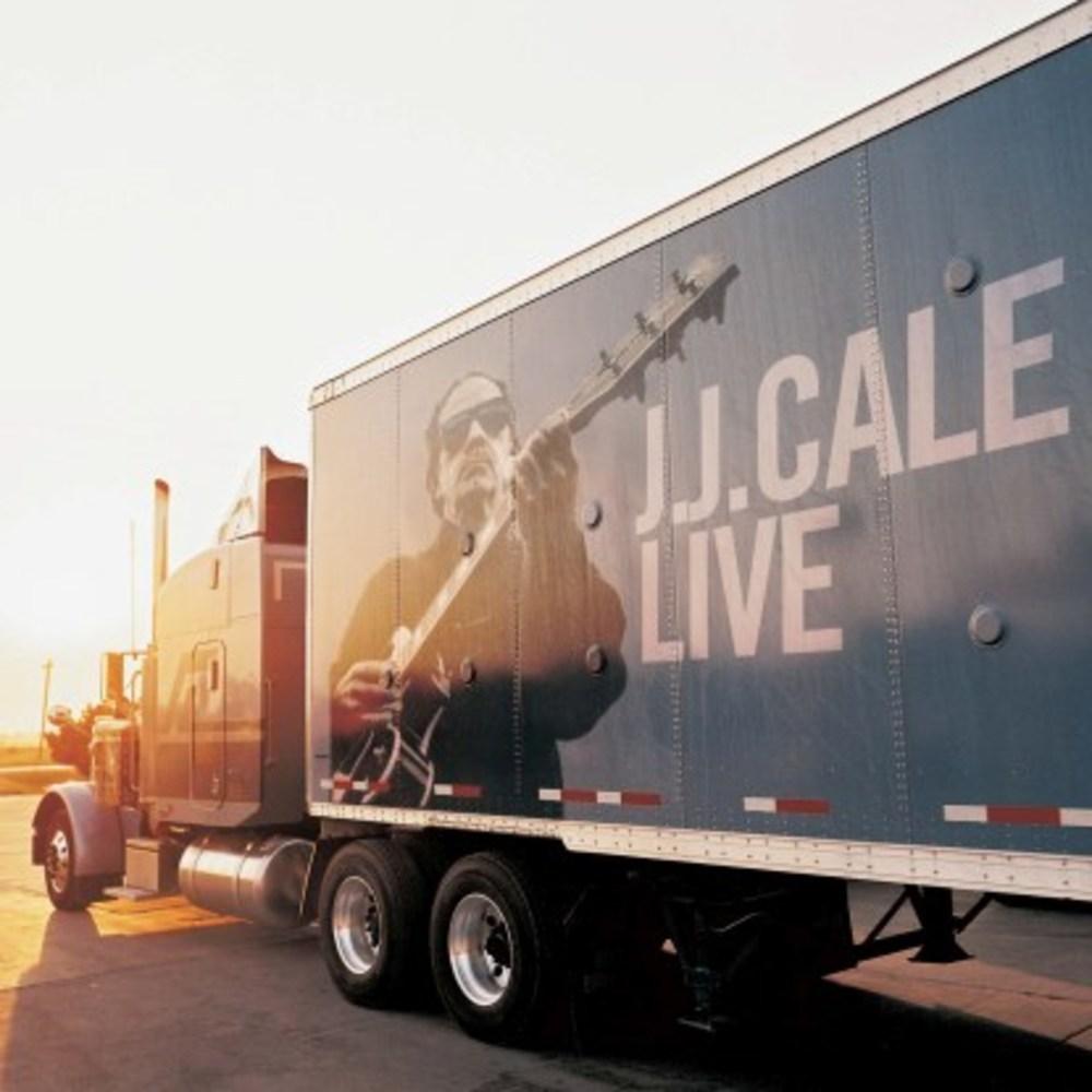 JJ Cale - LIVE