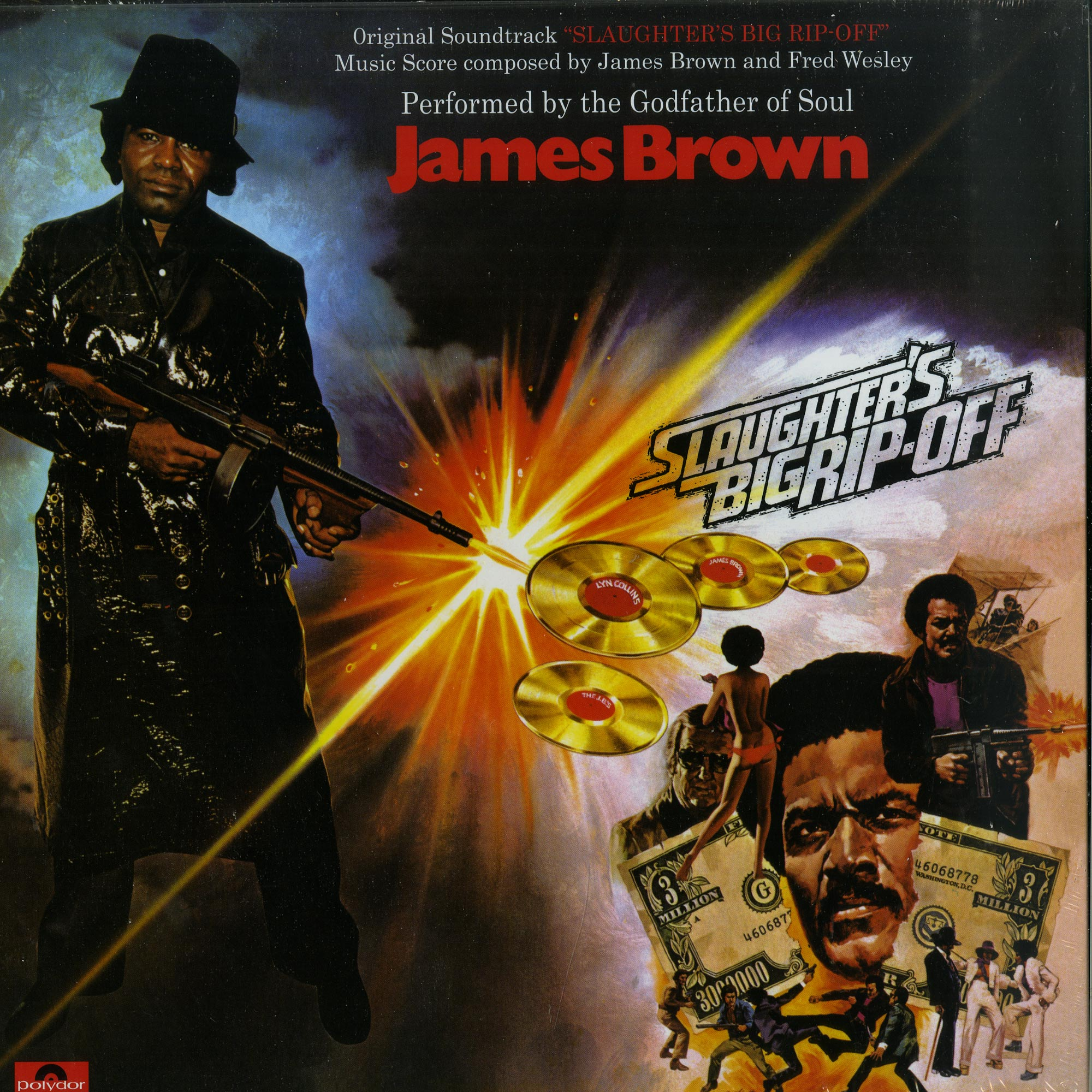 James Brown - SLAUGHTERS BIG RIP-OFF O.S.T.
