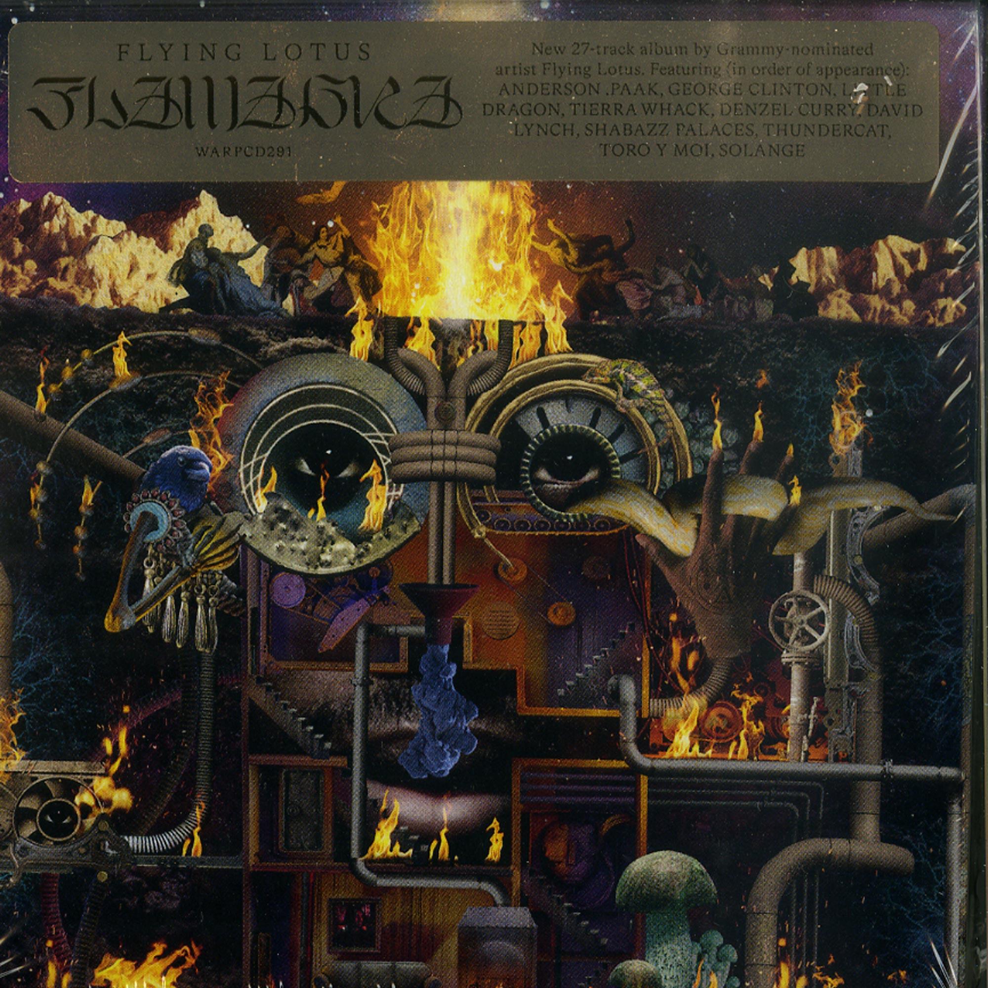Flying Lotus - FLAMAGRA