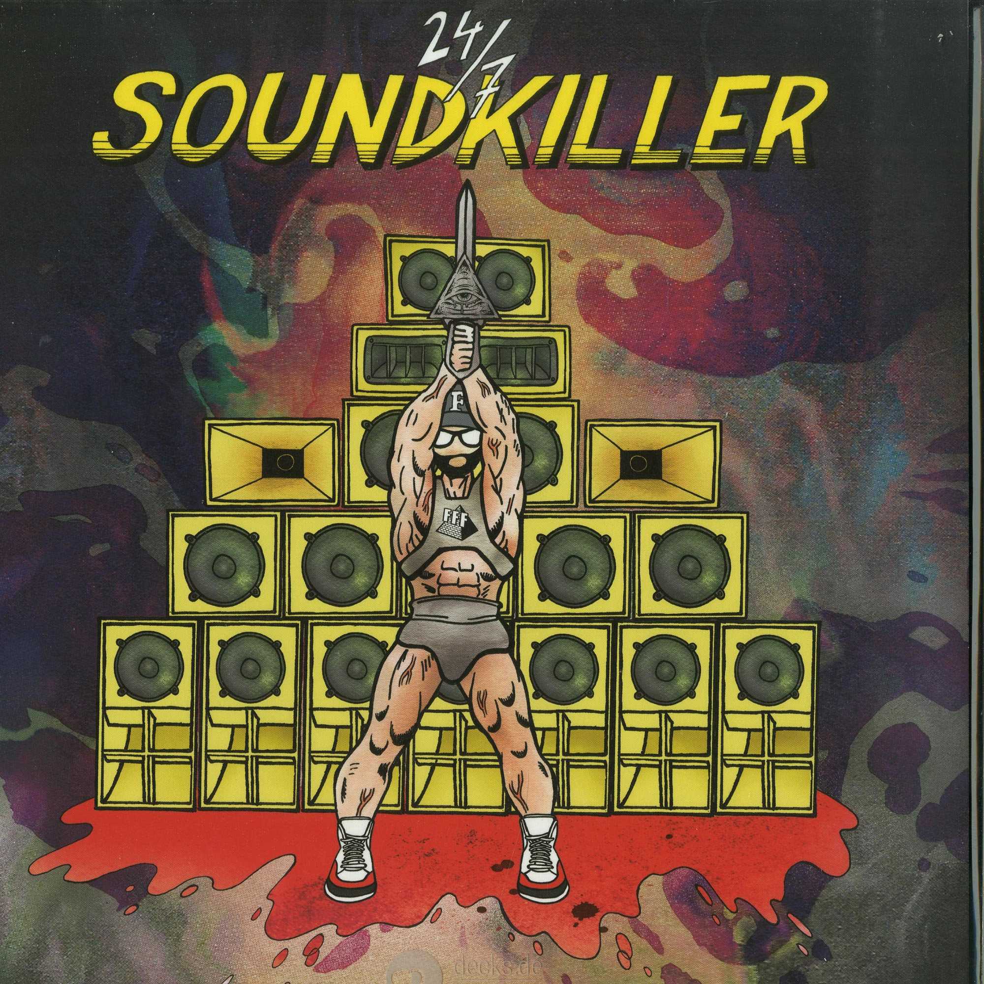 FFF - 24/7 SOUNDKILLER EP