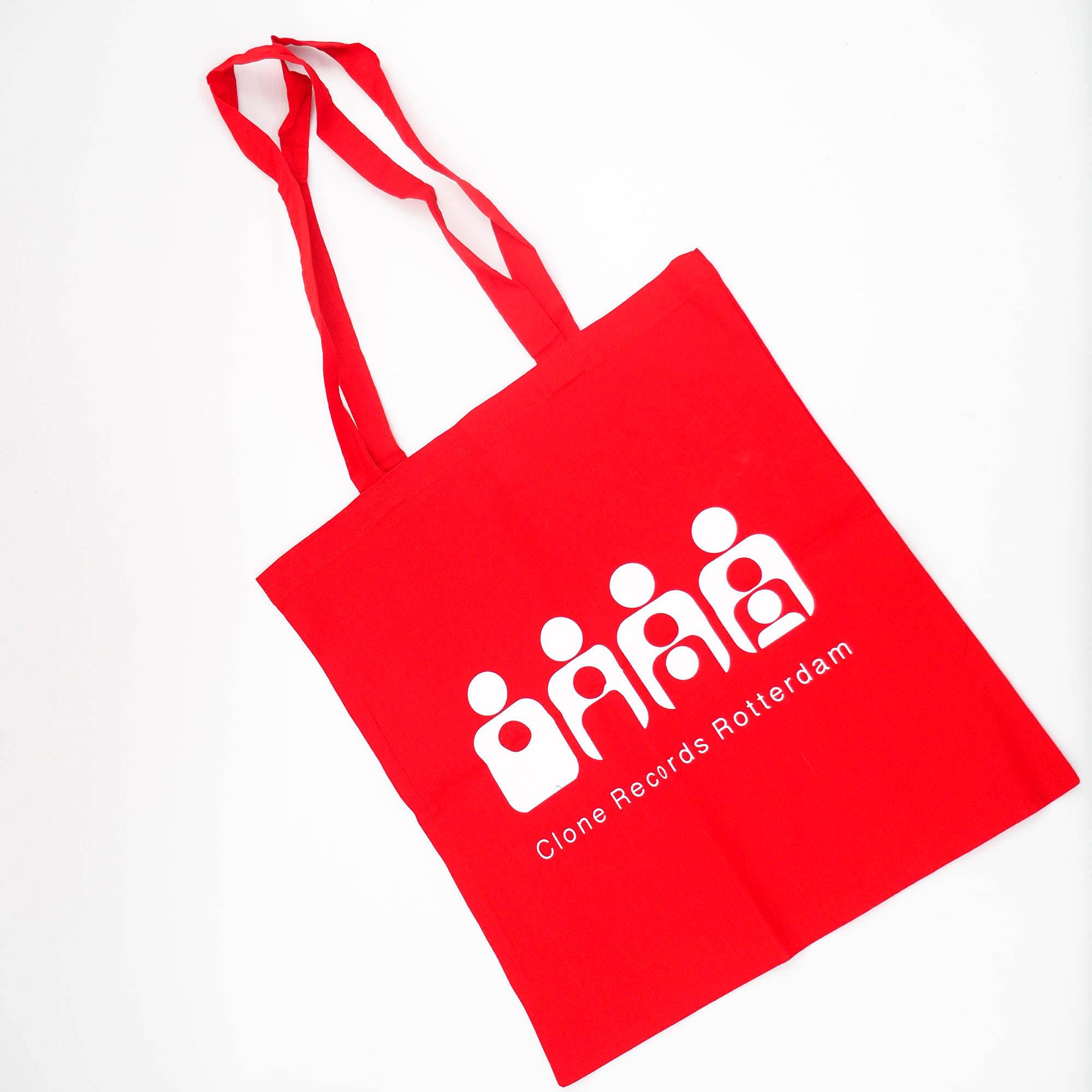 Clubwear#u#u#-#-#-#ff0000 - Clone TOTE Bag